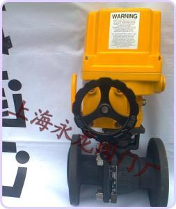 上海電動閥門生產廠家電動氨用緊急切斷閥