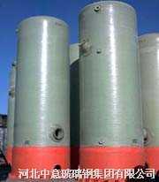 100玻璃鋼離子交換柱/陰陽交換器