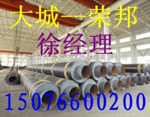石油專用聚氨酯復合保溫管