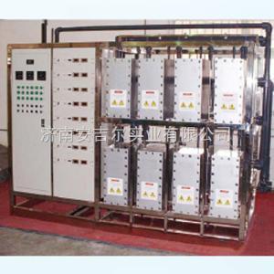 化工行业及电子行业专用高纯水设备