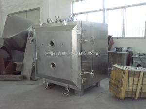 常州市鑫威干燥設備1方,圓形真空干燥機 YZG/FZG