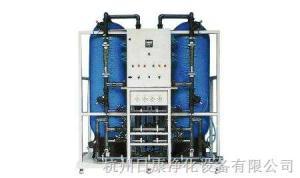 TC02全自動混床設備,自動離子交換設備,混合離子交換器