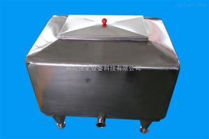 不锈钢受奶槽(磅奶槽)