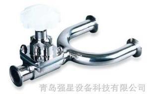 衛生級U型隔膜閥