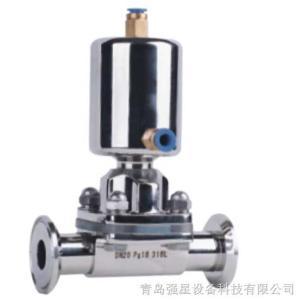 衛生級氣動隔膜閥
