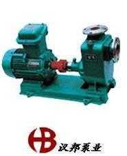 汉邦ZX型卧式自吸离心泵、ZX自吸泵