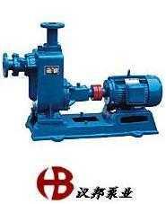 汉邦ZW型自吸式无堵塞排污泵、ZW自吸泵