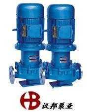 汉邦CQR型管道式磁力泵、CQR管道泵