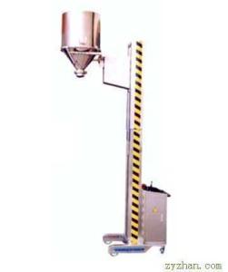 NTS移动伸缩提升加料机