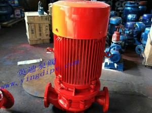 XBD1.7/12.8-80L立式消防泵,永嘉氣動隔膜泵,永嘉不銹鋼隔膜泵,ISG立式管道離心泵