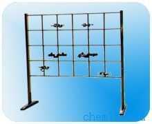 不銹鋼實驗架、鐵架臺、聚四氟乙烯攪拌棒、塞頭