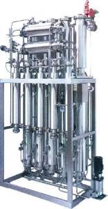 500L-5内螺旋多效蒸馏水机