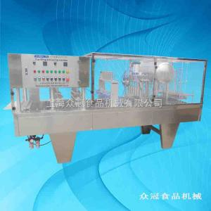 "BHP-6上海""众冠""杯盒灌装封口机/片膜封口机"