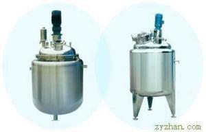 200L-5000L結晶罐
