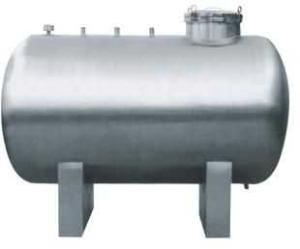 L(W)CG蒸馏水贮罐