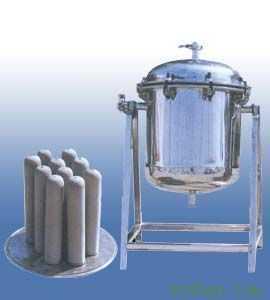 TG衛生級筒式過濾器
