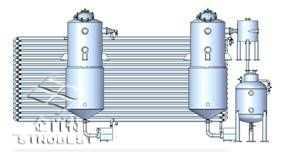 二效動態循環低溫濃縮器