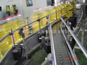 花生油定量灌裝機 花生油自動分裝機、調和油自動灌裝機 花生油高速灌裝機