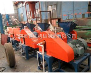 超細橡膠粉碎機組XFJ-260-Ⅰ.Ⅱ型超細橡膠粉碎機組