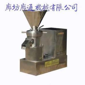 JMS-50B型廊通JMS-50B型優質不銹鋼實驗室膠體磨