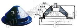 橡膠剪切隔振器,橡膠伸縮節