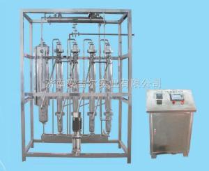 電加熱多效蒸餾水機