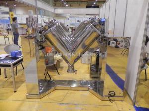 GHJ-100L供應GHJ-V型混合機/槽型混合機/三維混合(結構簡單,操作容易)