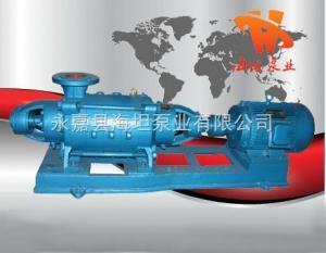 多級泵 D型臥式分段式清水多級泵