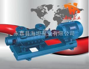 多級泵 GC型臥式多級鍋爐給水泵