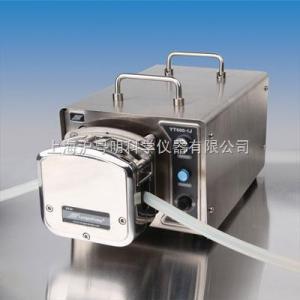工業型大流量蠕動泵 蘭格YT600-1J蠕動泵 配YZ35-13泵頭