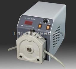 60-18000ML/H數顯蠕動泵 上海精科HL-4B數顯恒流泵