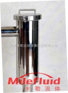 Φ25毫米-76毫米90度直角式過濾器,衛生級90度焊接直角式過濾器