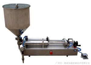 DXD-2680半自动液体包装机