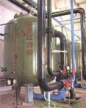 三層濾料過濾器