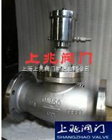 QDQ421F常闭式液氨气动紧急切断阀&上兆阀门厂家