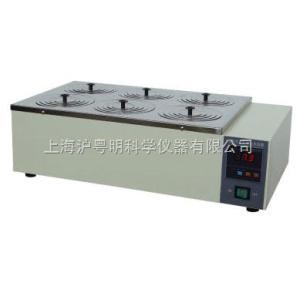 龍躍HH·S11-2-S電熱恒溫水浴鍋.單列雙孔
