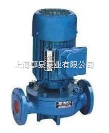 SGSG管道泵,管道增壓泵,管道循環泵