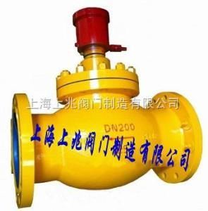 QDY421F氨气紧急切断阀,液动切断阀上海厂家