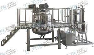 數字化溶膠配料機組