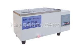 HH·S11-2-S電熱恒溫水浴鍋/上海新苗數顯控溫水浴鍋