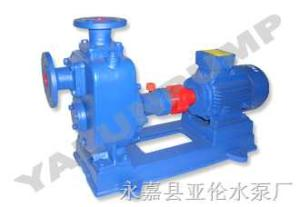 ZWZW自吸无堵塞排污泵 多级泵 离心泵