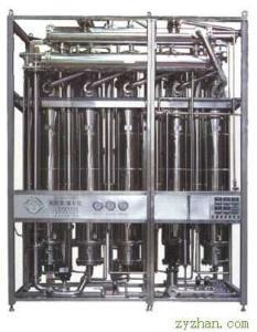 LD多效蒸餾水機