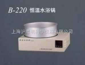 B-220恒溫水浴鍋/上海亞榮溫度自控水浴鍋