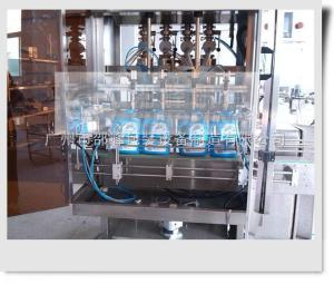 廣州洗發水灌裝機 中山沐浴露灌裝機 花都洗衣液灌裝鎖蓋機