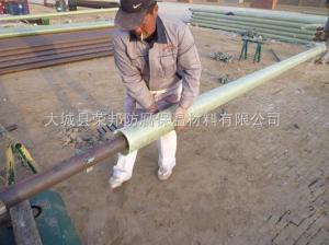 室外埋設暖氣管道支架安裝規范·聚氨酯發泡量計算