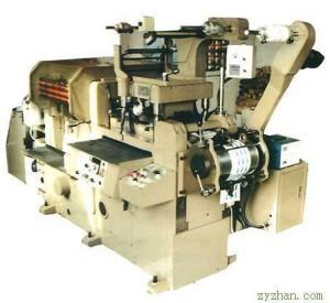 不干膠印刷機