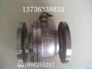 Q41F-150LB美標法蘭球閥Q41F-150LB