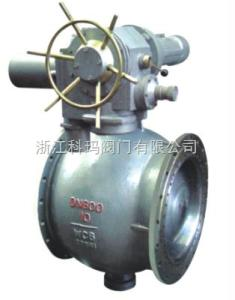 PQ940F電動偏心半球閥