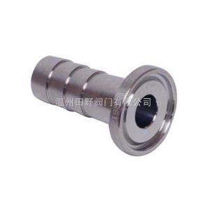 宝塔软管接头硅胶管接头,不锈钢皮管接头,制药厂快装胶管接头
