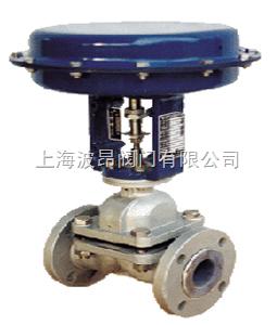 进口气动薄膜隔膜调节阀-德国罗博特(RBT)品牌